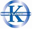 引越のKスタッフロゴ